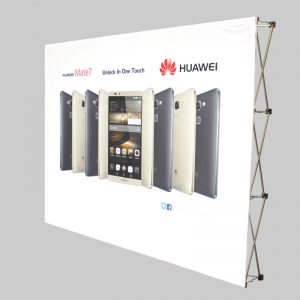 Cheapest Exhibition Wall Banners Backdrops Printing