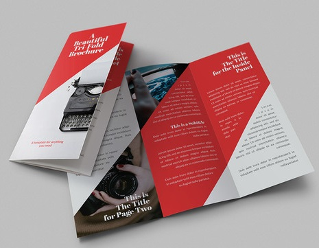 Cheapest Folded Brochures printing