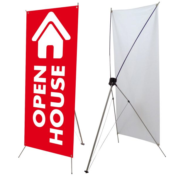 Cheapest X-Banners Printing